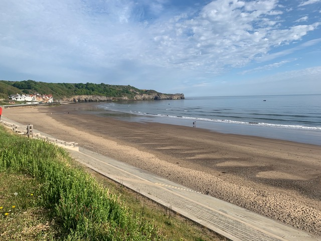 A day out in Sandsend and Whitby